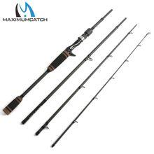 Maximumcatch 7' Black Star Lure Casting Fishing Rod Line 8-17lbs Lure 7-17g Portable Travel Fishing Rod Casting Graphite Rod 4pc  $US $33.60 & FREE Shipping //   https://fishinglobby.com/maximumcatch-7-black-star-lure-casting-fishing-rod-line-8-17lbs-lure-7-17g-portable-travel-fishing-rod-casting-graphite-rod-4pc/    #fishingreels