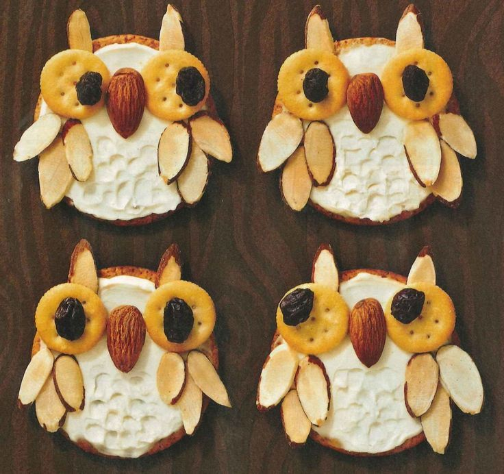 Whooo's Hungry Owl Crackers