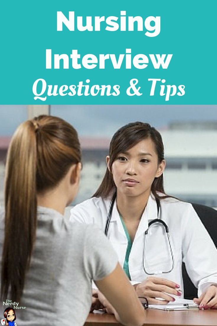 Nursing Interview Questions and Tips