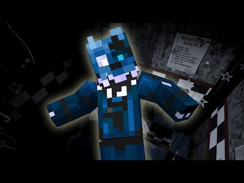 Five Nights at Freddy's Nightmare - Night 1 (Interactive Roleplaying) Minecraft - YouTube
