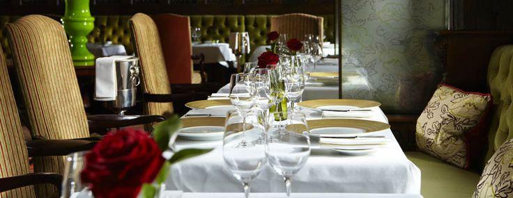 The Latymer Michelin Star Restaurant Surrey | Fine Dining in Surrey