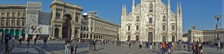 Milan.. great city..