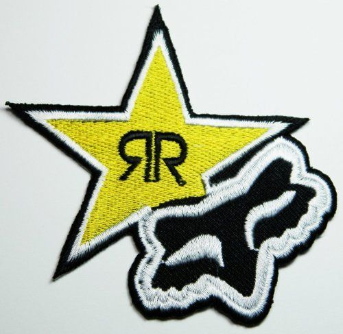 fox Rockstar Energy Drink Patches Star Iron on Patch Racing Patches Embroidered Iron on Patch, http://www.amazon.co.uk/dp/B00DZZ5NB8/ref=cm_sw_r_pi_awd_DLIftb14SZK5H