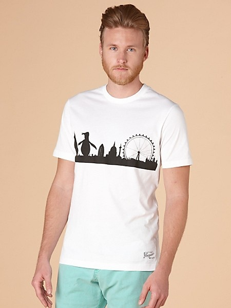 LIMITED EDITION LONDON SKYLINE T-SHIRT: T Shirts, London Skyline