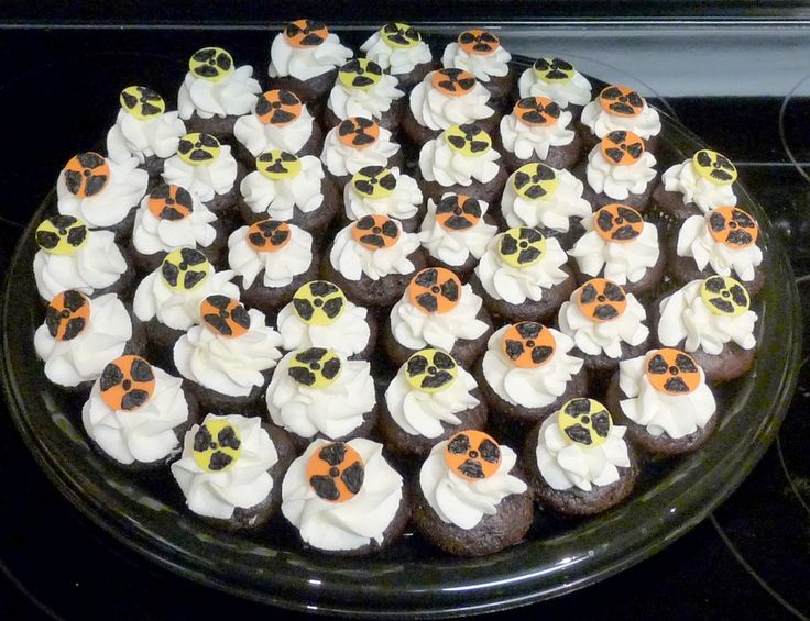 A CAMRT Member made these for Medical Radiation Technologists Week