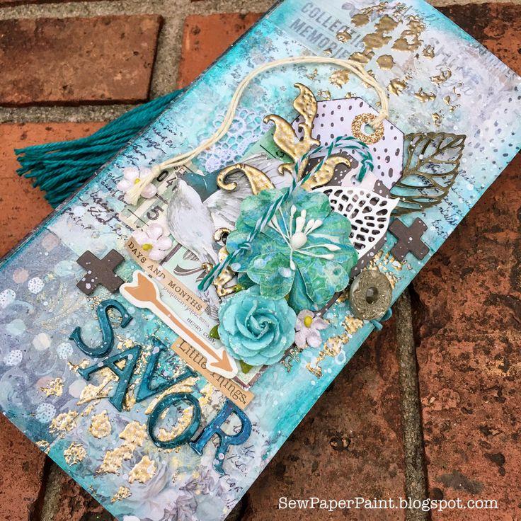 SewPaperPaint.blogspot.com: DIYs, tutorials, cards, stamping, journaling, faithart, mixed media, mini albums, sewing, and more!