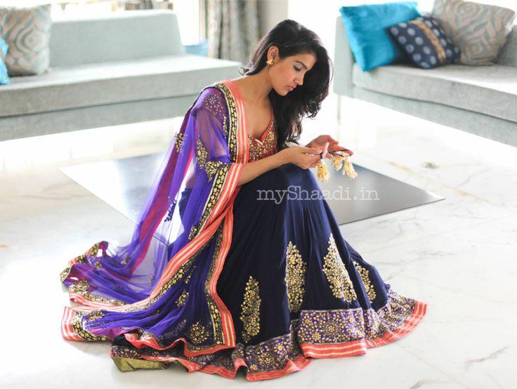 myShaadi.in > IGorgeous ndian Bridal Wear  by Arpita Mehta http://arpitamehta.in/ - https://www.facebook.com/pages/Arpita-Mehta/482620718455205
