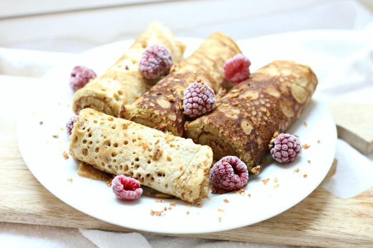 Nye vaner betyr nye oppskrifter! Pannekaker passer dessuten perfekt på en søndagsmorgen, synes du...