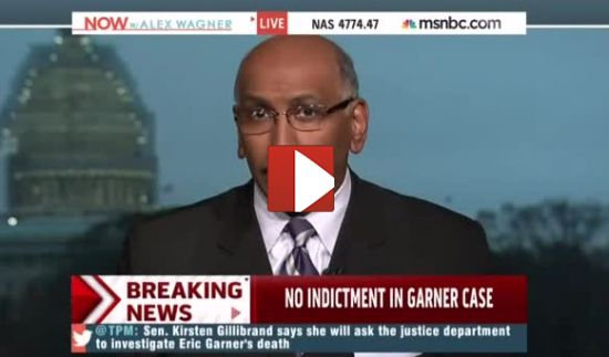 "RINO Michael Steele: Garner And Ferguson Verdicts Show ""Black Man's Life Not Worth a Ham Sandwich""… ------------------------------------------------- No surprise considering Steele made statements like this during his train wreck tenure as RNC Chairman."