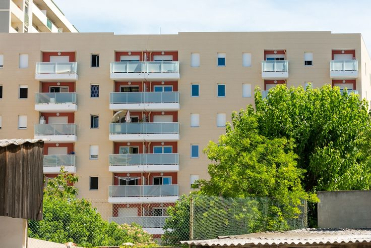 Résidence Harmonia - Toulon (83)   © Ecliptique / Laurent Thion