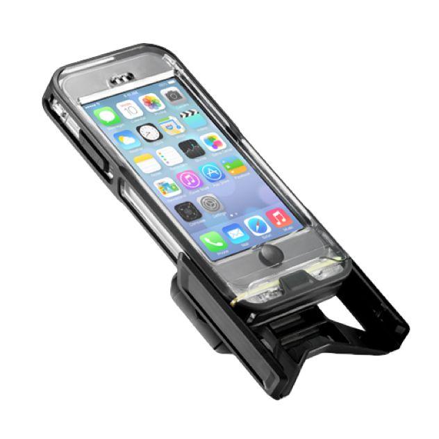 Fantom 5 - Adattatore aggiuntivo per il case Fantom 5 - Swiss precision bike clamp for the waterproof Fantom 5 case for iPhone 5 and 5s