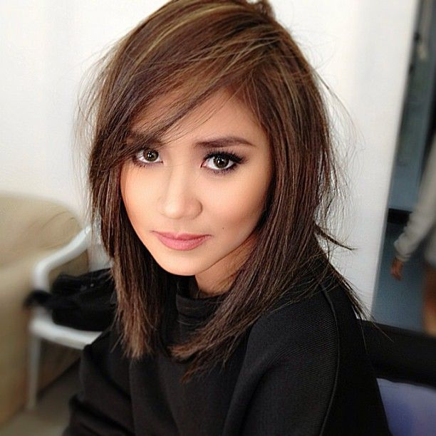 .@gelalaurel | #popstarprincess #sarahgeronimo @Sarah Chintomby Chintomby Machesky hairstyle by @Raymond Santiago #m... | Webstagram - the best Instagram viewer