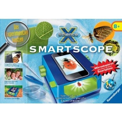 Science X - Experimenteerdoos. Smartscope