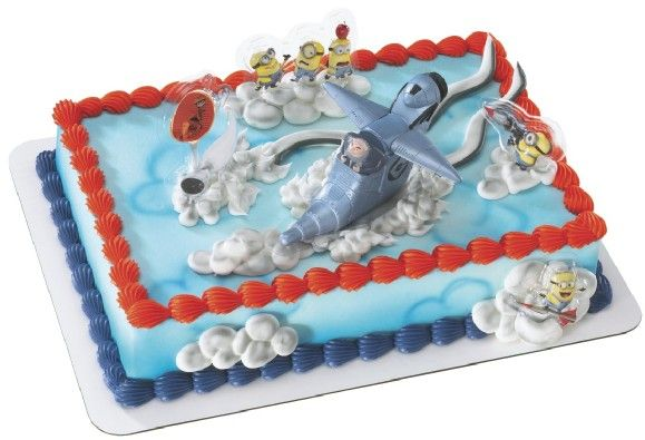 Despicable Birthday Cake