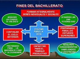 ¡FINES DEL BACHILLERATO!