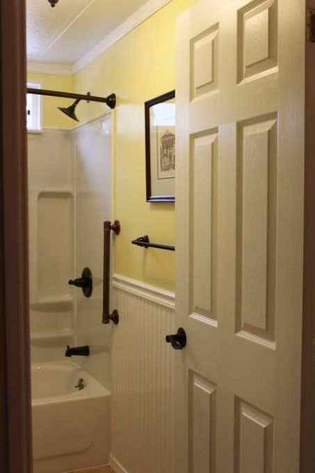 Bathroom Makeovers For Mobile Homes best 25+ mobile home bathrooms ideas only on pinterest