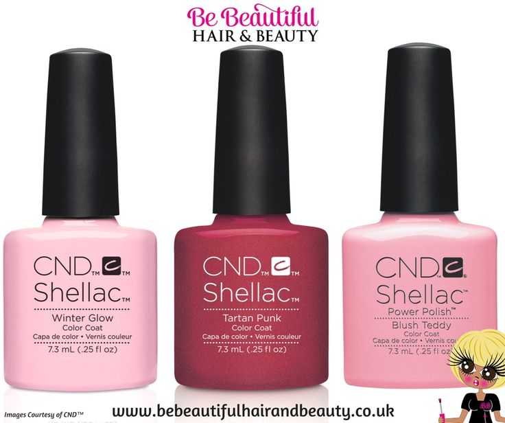 New #Shellac shades now available at Be Beautiful Hair & Beauty...Which one is your #favourite?....