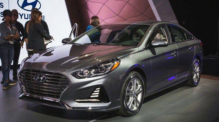 2019 Hyundai Sonata Hybrid Release Date