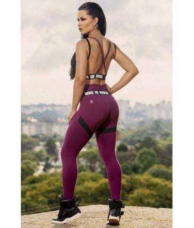 142cbc839077 Fitness legíny Downtown Avenue Hipkini