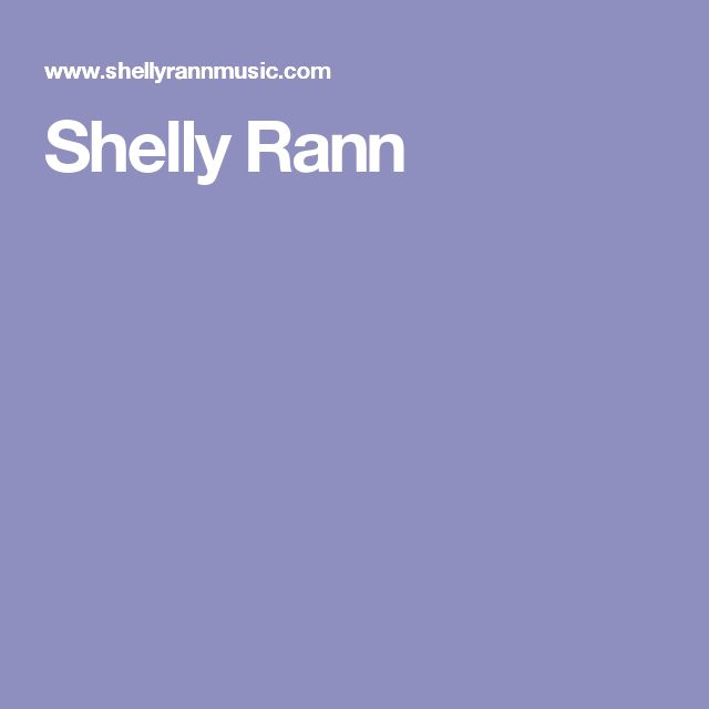 Shelly Rann