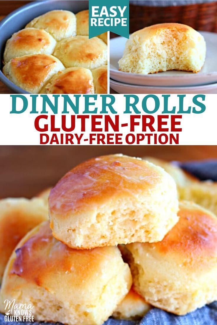 Gluten Free Dinner Rolls In 2020 Gluten Free Dairy Free Recipes Dairy Free Snacks Dairy Free Recipes Dinner