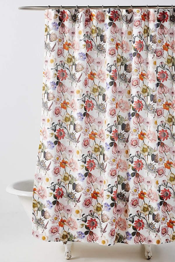 Anthropologie Daisy Shower Curtain Ad Homedecor Homestyle