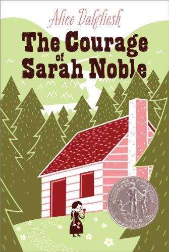 The Courage of Sarah Noble by Alice Dalgliesh http://smile.amazon.com/dp/0689715404/ref=cm_sw_r_pi_dp_.h7jwb11EV67S
