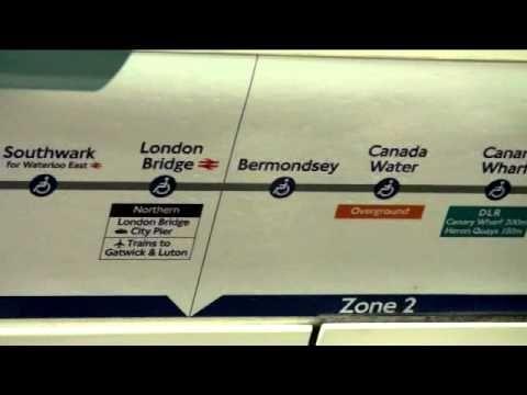 Doprava v Londýně a mimo Londýn / MintyTrips.cz