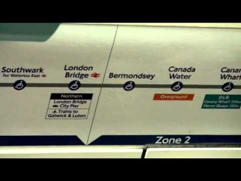 ▶ How to use the London Oyster Card on the Tube - YouTube