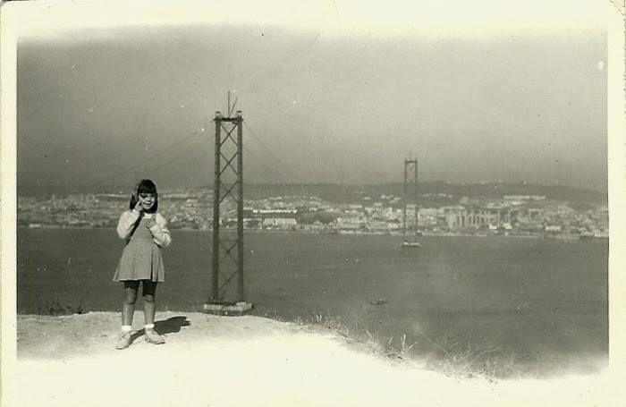   Ponta Salazar ( 25 de Abril ) ainda em construção. data: 1965 Autor: Desconhecido. Todos os direitos reservados ao respectivo autor.