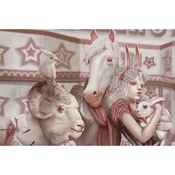 Circus - Postcards, Fantasy