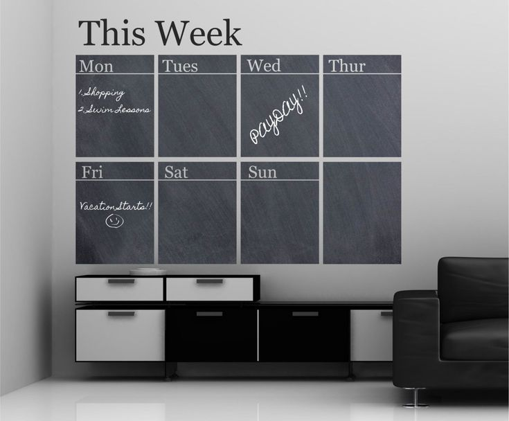 25 Best Ideas About Weekly Calendar On Pinterest Weekly