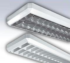 Lampa rastrowa 2x36W natynkowa z wyposażeniem produkcji Philips. Oprawa wykonana z białej blachy stalowej (RAL9003) , malowana metodą proszkową z białymi, plastikowymi narożnikami. Przeznaczenie: do montażu nasufitowego lub na zwieszakach biura, sklepy, szkoły i inne pomieszczenia użyteczności publicznej $43