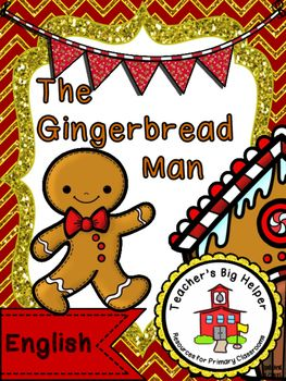 The Gingerbread Man   Click below for a video preview: https://youtu.be/Jvl6JybdqsM