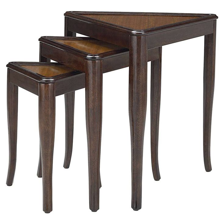 I Pinned This 3 Piece Beckett Nesting Table Set From The Bassett Event At  Joss And Main!