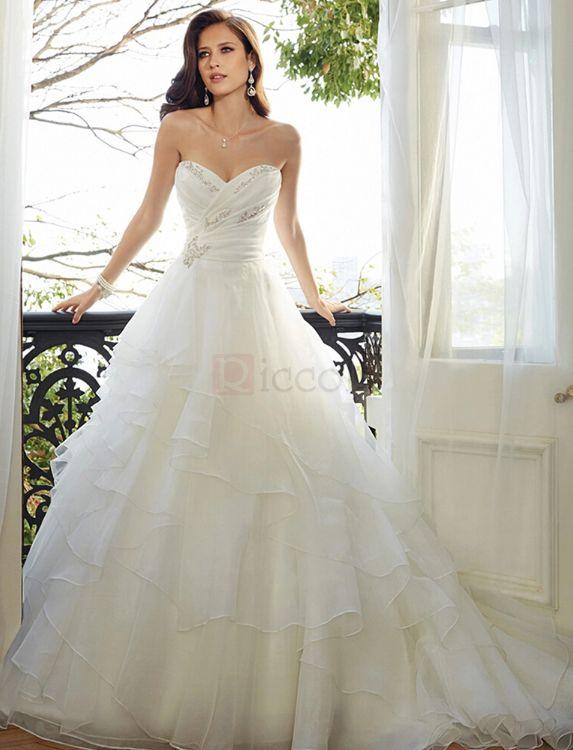 14 besten princess wedding dresses princess wedding dress Bilder auf ...