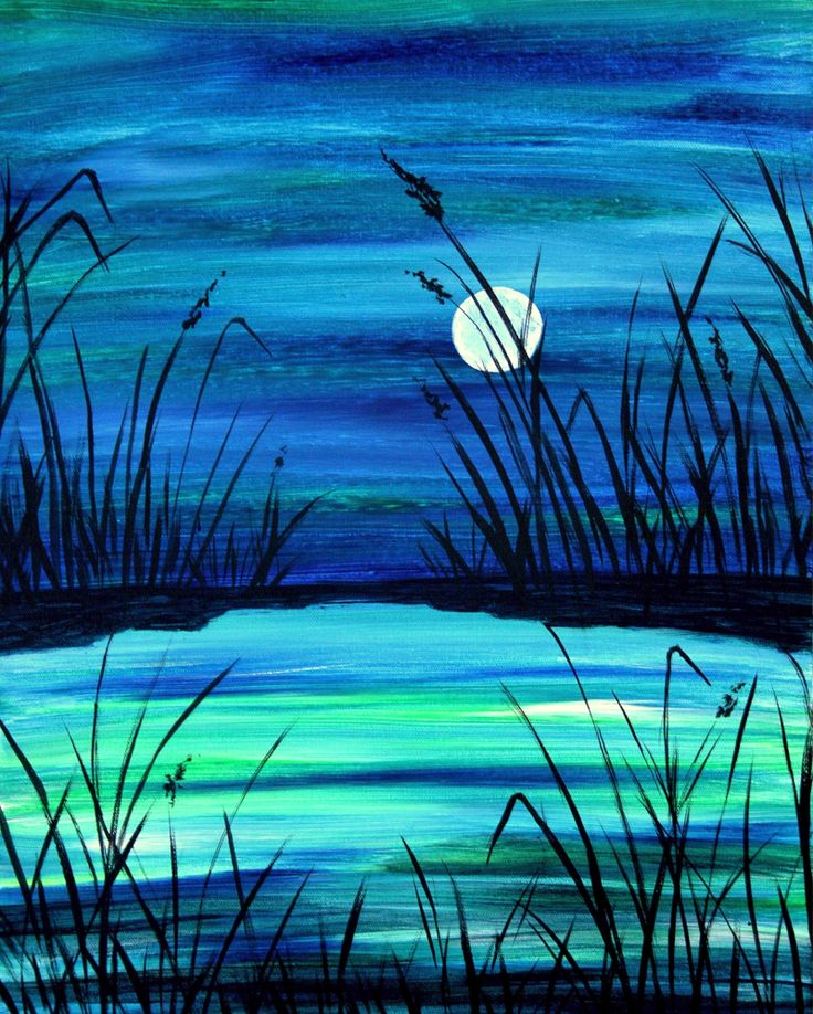 I am going to paint Sapphire Lagoon at Pinot's Palette - Des Moines to discover my inner artist!