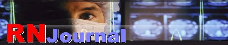 rn nurse journal registered nurse bsn rn