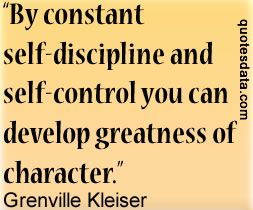 """self+control+quotes 