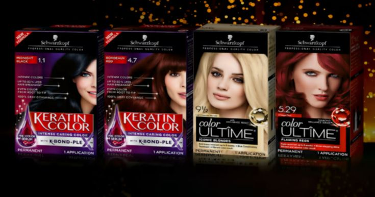 Schwarzkopf Color Product Try Me Free Rebate - FamilySavings
