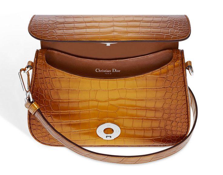 Prepare To Be Melted By The Wonderful Christian Dior Dune Bag