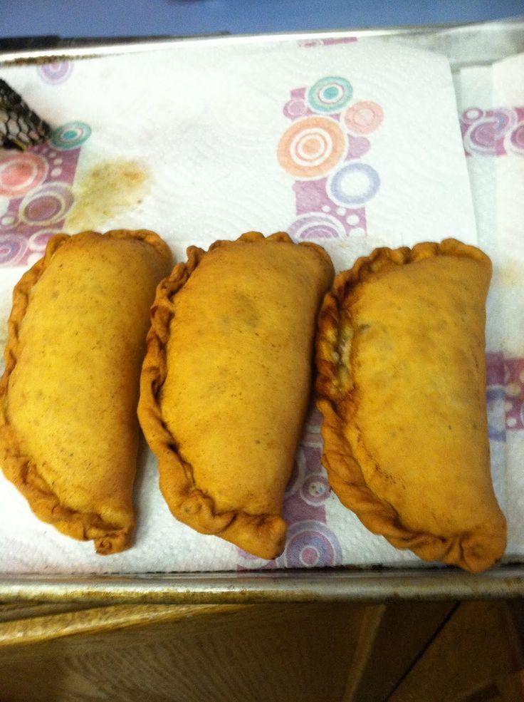 Family Fudge: Fleischkuechle (meat pies)