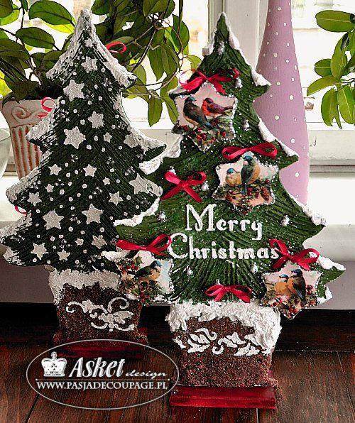 Рождественская елка - украшения кухню