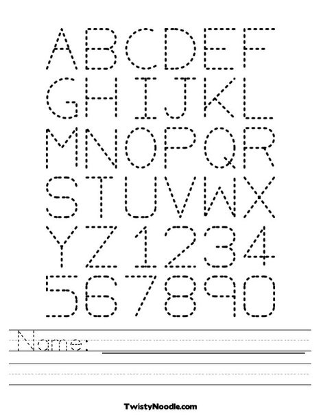 101 best images about Letters/Numbers on Pinterest