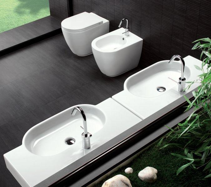 45 best Bathroom Basins images on Pinterest   Bathroom basin ...
