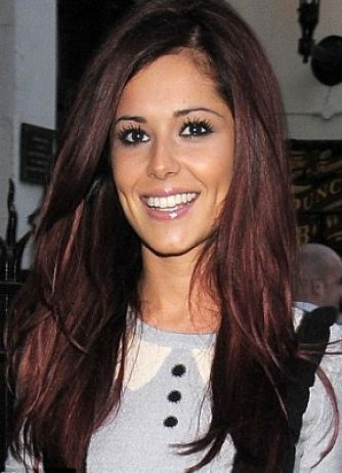 hair colors brown red - photo #33