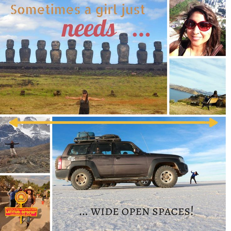 """THE 10 DAYS OF WORLD TOURISM - Day 3  September 27 is #WorldTourismDay. Why do you #travel?  """"As a wanderlust addict, I feel the most alive when I'm traveling and witnessing different cultures fascinates me."""" -- Silvana, Latin America for Less Travel Advisor  #worldtourismday2014 #tourism #peru#bolivia#brazil#ecuador#galapagos #chile#argentina#costarica#wanderlust#traveladdict#jetset#getaway#traveling#trip#vacation#getaway#ilovetravel#jetsetter#visiting#holiday#fun#travelling#travelpics"""