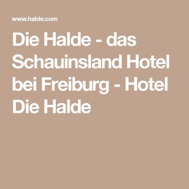 Die Halde - das Schauinsland Hotel bei Freiburg - Hotel Die Halde