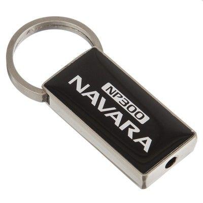 Nissan Navara NP300 Metal Key Ring Keyring Key Chain - NN04