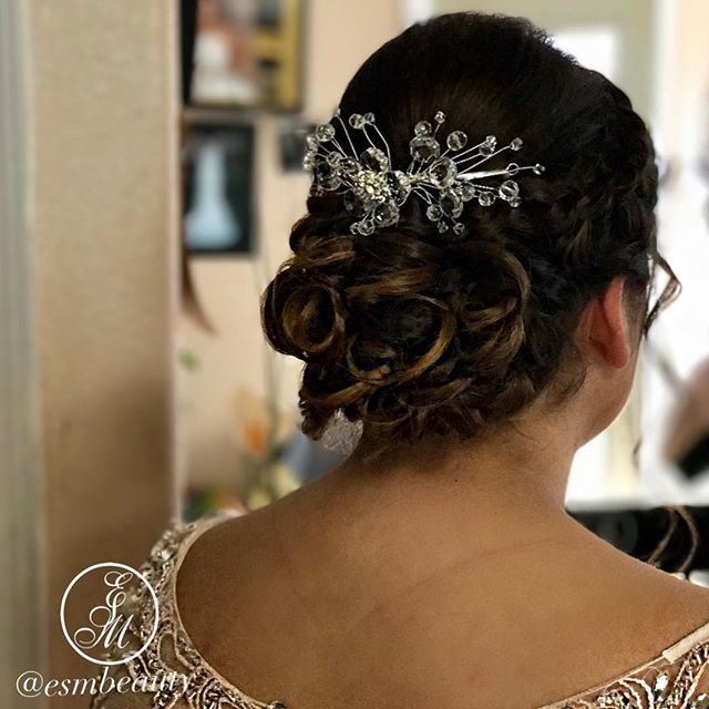 ✨Updo by me✨ #weddingwire #esmbeauty #hairbyme #hairinspo #hairinspiration #montereybay #castrovilleca #salinasca #hairstyle #hairstyles #promhair #prom #quinceanera #quinceañera #peinados #trenzas #hairtrends #elstile #peinadosparaniñas #sundayfunday #sunday #bridalhair #bridal #updo #updohairstyles #braidedupdo #montereybaylocals - posted by ESMBEAUTY https://www.instagram.com/esmbeauty - See more of Monterey Bay at http://montereybaylocals.com